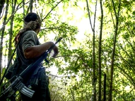 """""""Ofensivas e confrontos nas Filipinas ridicularizam boatos de enfraquecimento do NPA"""""""