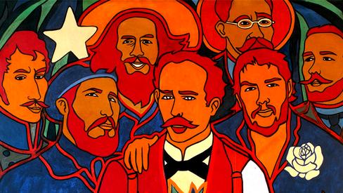 A luta do Povo Cubano pela Independência