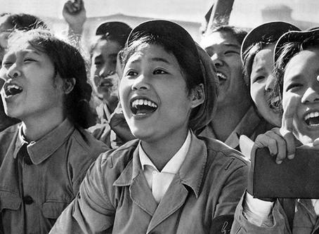 """""""A libertação das mulheres é uma parte integrante da revolução proletária"""""""
