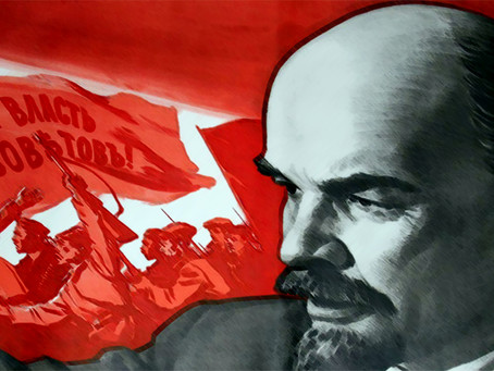 """""""O espírito de Lenin"""""""