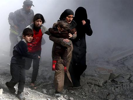 A indústria da mentira a serviço da guerra imperialista na Síria