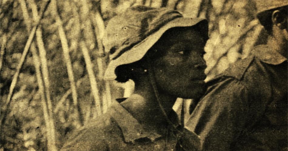"""8c50f0923 """"A Libertação da Mulher é uma necessidade da Revolução"""""""
