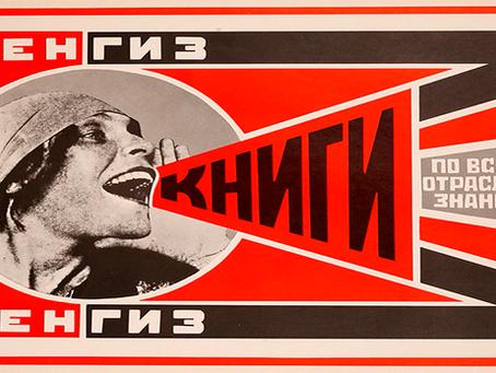 Construtivismo: a construção da arte na URSS