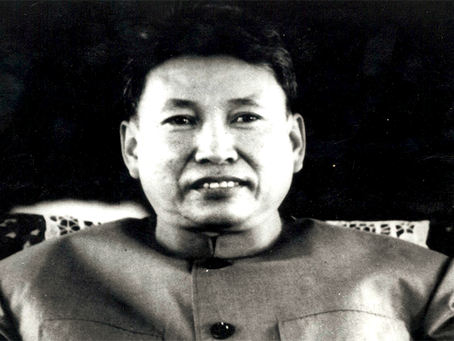 """""""Entrevista de Pol Pot com Agência de Notícias do Vietnã"""""""
