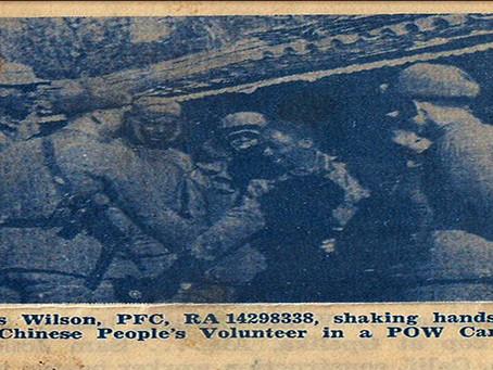 Propaganda enviada aos soldados negros dos EUA durante a Guerra da Coreia