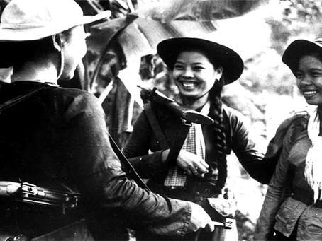 """""""A participação das mulheres vietnamitas na libertação nacional e no socialismo"""""""