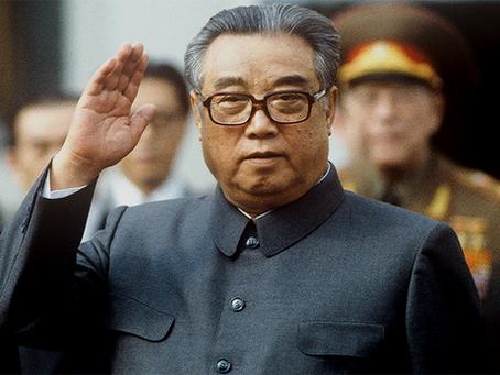 """Kim Il Sung: """"Para melhorar a formação do pessoal técnico"""""""