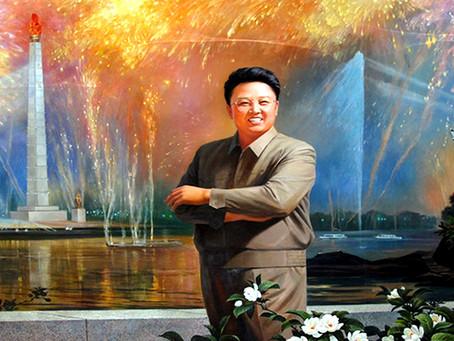 """""""Kim Jong Il, grande Dirigente do Partido do Trabalho da Coreia"""""""