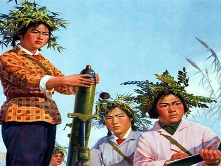 """""""A Libertação da Mulher na China"""""""