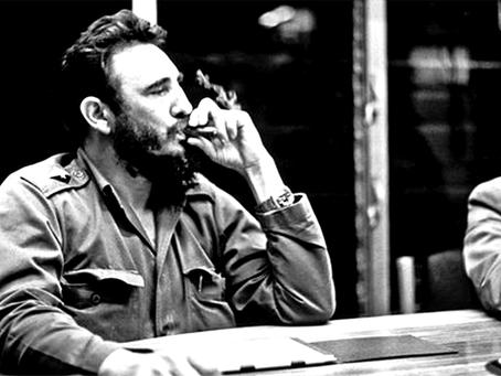 """Fidel: """"Triunfarão as ideias justas ou triunfará o desastre"""""""