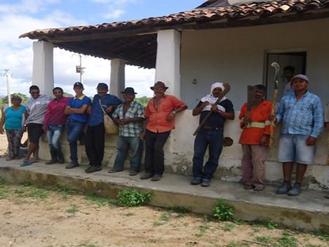 Lavradores pobres ocupam fazenda no agreste de PE