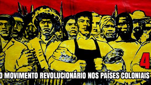 """""""O Papel e Significância da Revolução Colonial na nova onda de revoluções e guerras"""""""