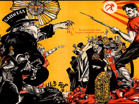 "Rosa Luxemburgo: ""O Socialismo e as Igrejas"""