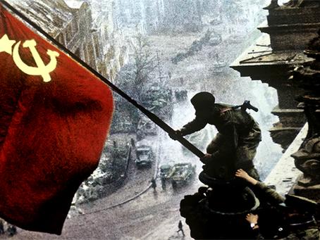 """URC: """"Os 75 anos da vitória sobre o nazifascismo"""""""