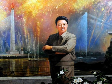 """Kim Jong Il: """"A República Popular Democrática da Coreia é um Estado Socialista Jucheano com inv"""