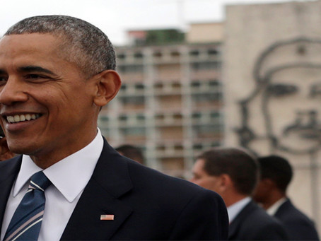 """Fidel: """"O irmão Obama"""""""