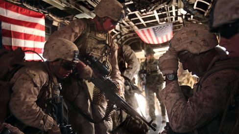 """""""Ambição dos EUA de dominar o mundo segue inalterada"""""""