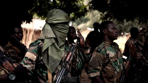 """""""Chade-República Centro-Africana: a fronteira em chamas"""""""