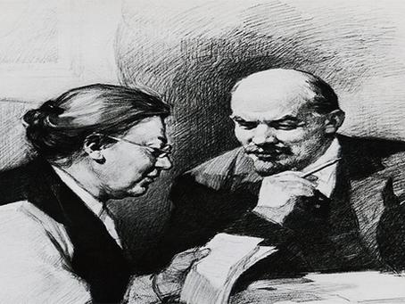 """""""Como Lenin estudou Marx"""""""
