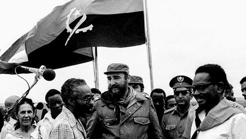 """""""Operação Carlota: a mais justa campanha militar internacionalista de Cuba"""""""