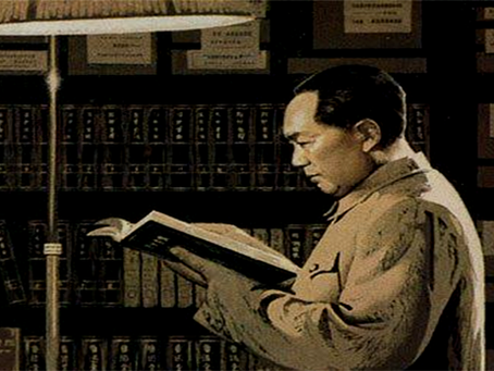 """Como Mao Tsé-tung estudava e investigava"""