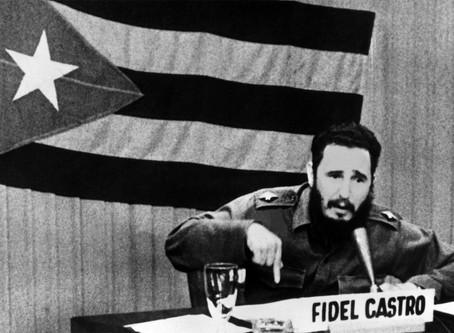 """Fidel: """"Cuba é uma nação socialista"""""""