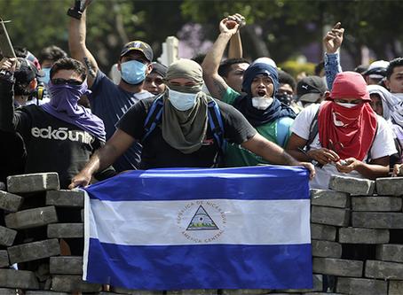 """""""Nicarágua na mira do Império"""""""