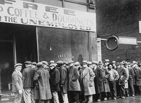 Por que acontecem as crises? Por que existe o desemprego?