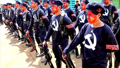 Ação do Novo Exército Popular (NEP) executa 28 reacionários nas Filipinas