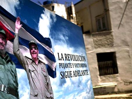 """Díaz-Canel: """"Assumo com a convicção de que todos os revolucionários seremos fiéis a Fidel e Raú"""
