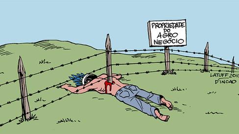 """CIMI: """"Ruralistas comandam Estado Paramilitar no MS"""""""