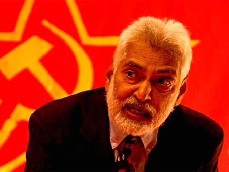 "Harpal Brar: ""Democracia burguesa e Fascismo"""
