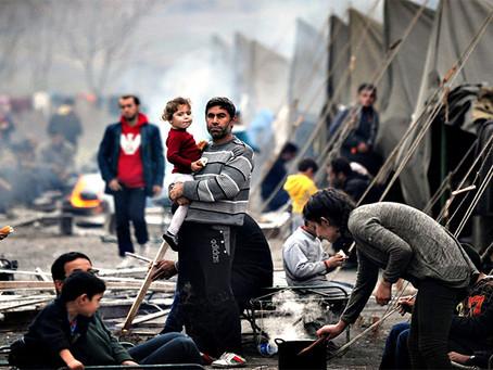 """""""O que mostra a crise dos refugiados?"""""""