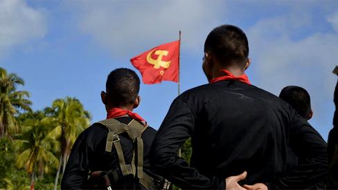 """""""Jovens quadros assumem as rédeas da Revolução Filipina"""""""