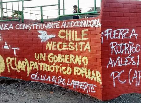 """""""Chile mudará e será pela mobilização popular"""""""
