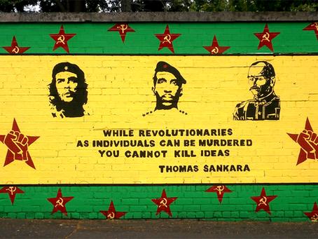 """Sankara: """"As ideias não se matam"""""""