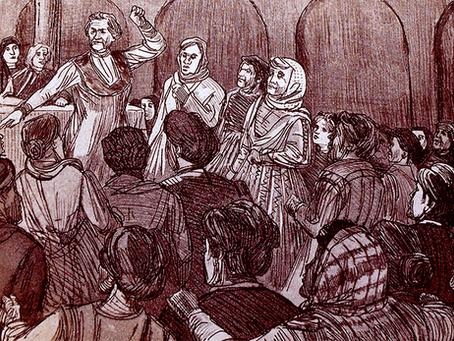 """""""Clara Zetkin e sua luta pelos direitos das mulheres"""""""