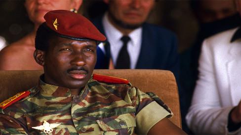 """Sankara: """"Salvar a árvore, o meio ambiente e a própria vida"""""""