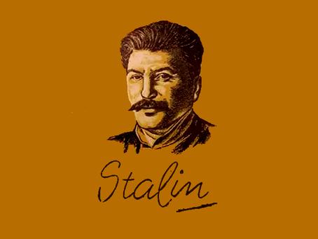"""""""A divulgação das obras de Stalin no Brasil"""""""