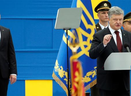 """""""Ucrânia: O caos engole nosso país"""""""