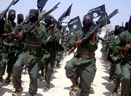 """""""Al-Shabaab manda na Somália"""""""