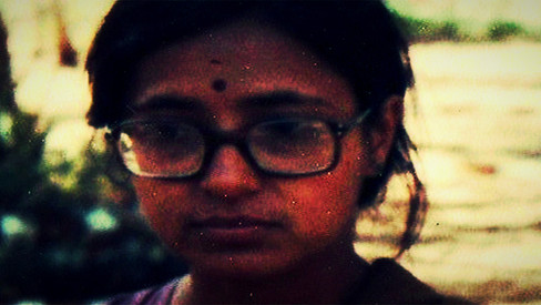 """Anuradha Gandhi, a rebelde"""