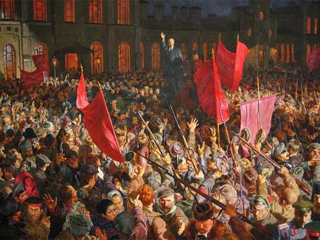 """""""Lenin, propagandista e agitador"""""""