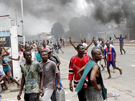 """""""Violência, um vulcão em erupção na República Democrática do Congo"""""""