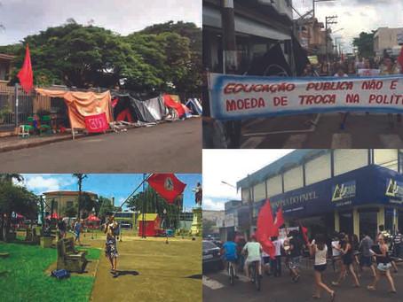 Sobre a luta dos secundaristas paulistas contra a reorganização escolar