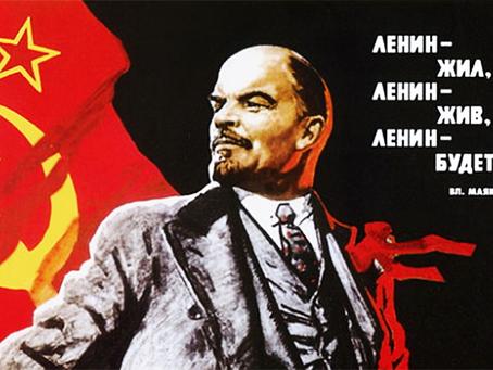 """""""A Revolução Russa e o revisionismo histórico"""""""