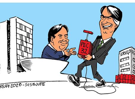 Reforma administrativa e a espoliação dos trabalhadores