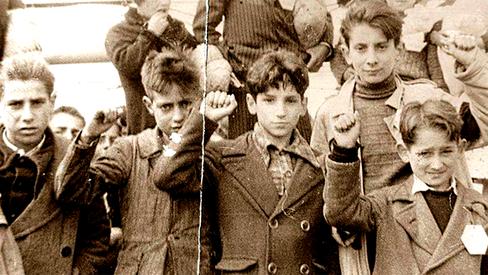 """""""A impressionante solidariedade soviética à Espanha"""""""