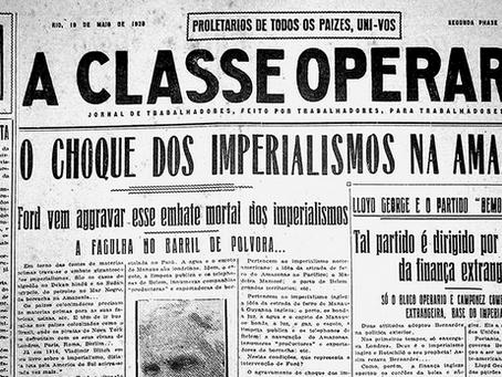 """""""A Classe Operária"""""""