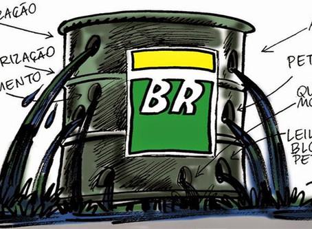 Sobre a venda de Carcará e a destruição da Petrobras